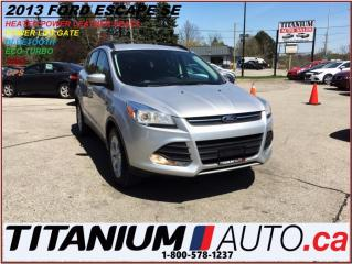 Used 2013 Ford Escape 4WD+GPS+Heated Leather+Power Lift Gate+New Brakes+ for sale in London, ON