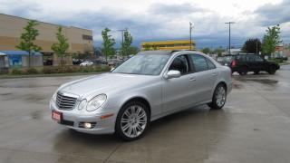 Used 2008 Mercedes-Benz E350 E350, 4 Matic,Navigation,3 years warranty availabl for sale in North York, ON