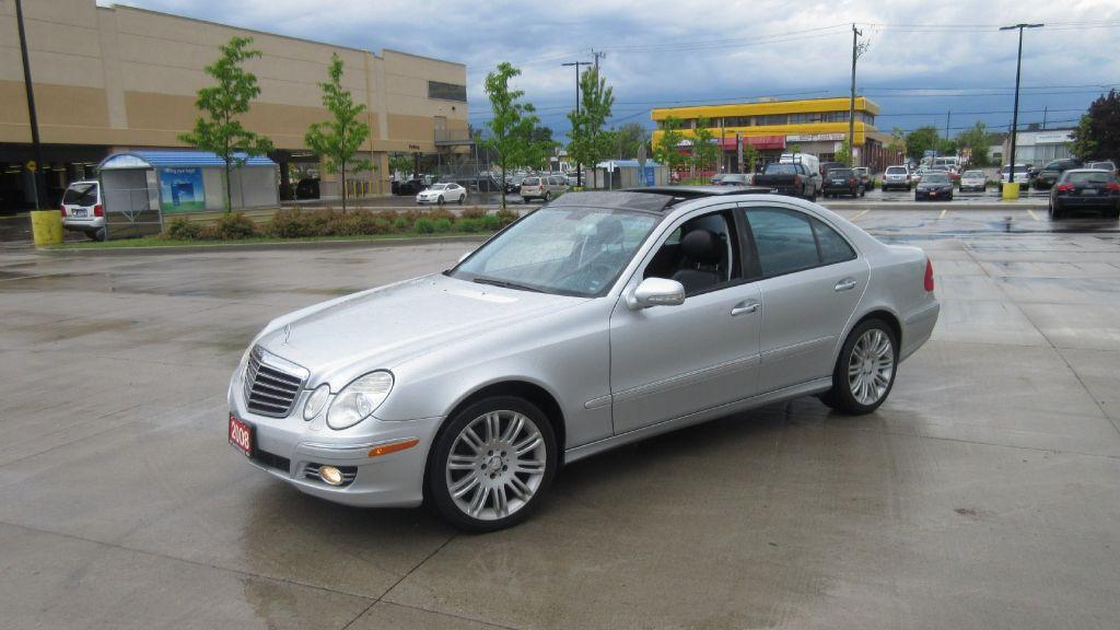Used 2008 mercedes benz e350 e350 4 matic navigation 3 for 2008 mercedes benz e350 for sale