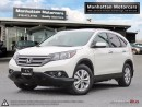 Used 2013 Honda CR-V TOURING AWD ECO - NAV | CAMERA | ROOF | PHONE for sale in Scarborough, ON