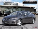 Used 2013 Honda Civic LX AUTOMATIC |1 OWNER|PHONE|HEATED SEATS|WARRANTY for sale in Scarborough, ON