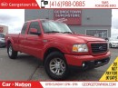 Used 2009 Ford Ranger XL | 4x4 | 4.0L V6 | POWER OPTIONS | for sale in Georgetown, ON