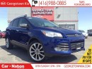 Used 2014 Ford Escape SE | NAVIGATION | BACK UP CAMERA | LEATHER TRIM | for sale in Georgetown, ON