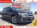 Used 2014 Subaru Impreza 2.0i SPORT | SUNROOF | AWD | ONLY 41, 068KMS | for sale in Georgetown, ON