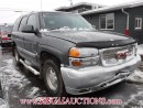 Used 2001 GMC Yukon 4D Utility 4WD for sale in Calgary, AB