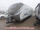 Used 2014 KEYSTONE OUTBACK 316RL  TRAVEL TRAILER for sale in Calgary, AB