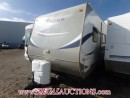 Used 2012 Crossroads ZINGER ZTS31SB  TRAVEL TRAILER for sale in Calgary, AB