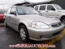 Used 2000 Honda Civic for sale in Calgary, AB