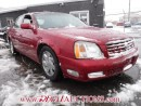 Used 2000 Cadillac DEVILLE DTS 4D SEDAN for sale in Calgary, AB
