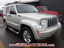 Used 2008 Jeep Liberty Limited 4D Utility 4WD for sale in Calgary, AB