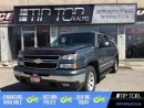 Used 2006 Chevrolet Silverado 1500 LT ** Leather, Low KMs, Z71, 4X4 ** for sale in Bowmanville, ON