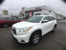 Used 2015 Toyota Highlander LE AWD w/ Backup Camera / 8 Seater for sale in Etobicoke, ON