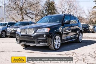 Used 2014 BMW X3 xDrive35i M SPORT PKG PRICE REDUCED!!  CALL! for sale in Ottawa, ON