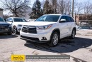 Used 2014 Toyota Highlander XLE for sale in Ottawa, ON