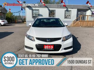 Used 2013 Honda Civic Coupe for sale in London, ON