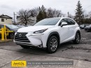 Used 2015 Lexus NX 200t Base for sale in Ottawa, ON