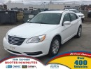 Used 2013 Chrysler 200 LX | KEYLESS | ALLOYS | MUST SEE for sale in London, ON
