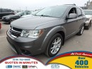 Used 2013 Dodge Journey CREW | 7 PASSENGER | SUNROOF for sale in London, ON