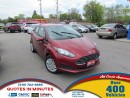 Used 2014 Ford Fiesta SE | CLEAN | MUST SEE | GAS SAVER for sale in London, ON