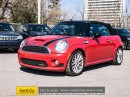 Used 2009 MINI Cooper CONVERTIBLE John Cooper Works for sale in Ottawa, ON