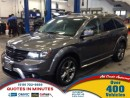 Used 2015 Dodge Journey CROSSROAD EDITION | 7 PASS | NAV | BACKUP CAM for sale in London, ON