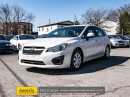 Used 2013 Subaru Impreza 2.0i for sale in Ottawa, ON