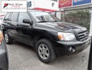 Used 2006 Toyota Highlander V6 for sale in Toronto, ON