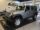 Used 2014 Jeep Wrangler UNLIMITED SPORT for sale in Coquitlam, BC