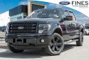 Used 2014 Ford F-150 FX4 - 6.2L V8, LEATHER, ROOF, NAVI for sale in Bolton, ON