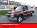 Used 2004 Chevrolet Avalanche 1500   AS TRADED *UNCERTIFIED* for sale in St Catharines, ON