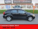 Used 2008 Dodge Caliber SXT for sale in St Catharines, ON