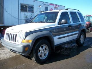 Used 2005 Jeep Liberty DIESEL JEEP for sale in Mississauga, ON