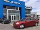 Used 2014 Chevrolet Cruze 1LT AIR REAR CAMERA REMOTE START!!! for sale in Orillia, ON