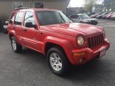Used 2002 Jeep Liberty Limited - Coquitlam Location - 604-298-6161 for sale in Langley, BC