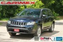 Used 2011 Jeep Compass Sport/North | 4x4 |  Sunroof | CERTIFIED for sale in Waterloo, ON