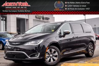 New 2017 Chrysler Pacifica Hybrid New Car Platinum|LOADED|Get Extra $14000 Rebate|Pano_Sunroof for sale in Thornhill, ON