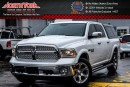 Used 2016 Dodge Ram 1500 Laramie|4X4|Nav.|LeatherSeats|TowHitch|TruckCap|HTDSeats|20