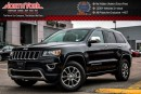 Used 2016 Jeep Grand Cherokee Limited 4x4|TrailerTow IV Pkg|Nav|Leather|HTD Seats|18
