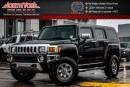 Used 2008 Hummer H3 SUV|4x4|Luxury,ChromePkgs|Sunroof|Nav|HtdFrSeats|ChromeSteps|16