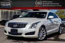 Used 2014 Cadillac ATS Luxury|AWD|Bluetooth|Backup Cam|Leather|R-Start|Heated Seat|17