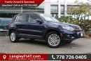 Used 2016 Volkswagen Tiguan NO ACCIDENTS, LOCALLY OWNED for sale in Surrey, BC