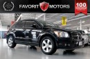 Used 2010 Dodge Caliber Uptown | LTHR | MOONROOF | HEATED SEATS for sale in North York, ON