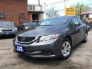 Used 2013 Honda Civic LX, AllPowerOpti, HtdSeats, Bluetooth&Cruise! for sale in York, ON