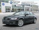 Used 2013 Audi A4 2.0T Tiptronic qtro Sdn for sale in Orleans, ON