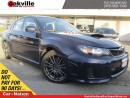 Used 2011 Subaru Impreza WRX STi Sport-tech | 6 SPD M/T | LEATHER | BLUETOOTH for sale in Oakville, ON