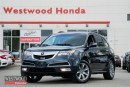 Used 2013 Acura MDX Elite Pkg SH-AWD all-wheel drive for sale in Port Moody, BC