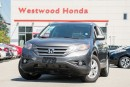 Used 2013 Honda CR-V Touring - Factory Warranty until 2019 for sale in Port Moody, BC