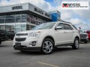 Used 2015 Chevrolet Equinox 2LT, LEATHER, NAV, SUNROOF for sale in Ottawa, ON