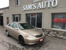 Used 2002 Toyota Camry LE for sale in Hamilton, ON