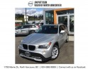 Used 2012 BMW X1 xDrive28i Navigation / X-line / Lights package for sale in North Vancouver, BC